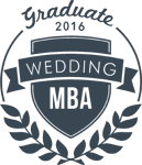 Sonja and Intimate Weddings Napa Valley are graduates of the 2016 Wedding MBA